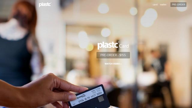 Kalın Cüzdanlarınızı Plastc Kart ile İnceltebilirsiniz