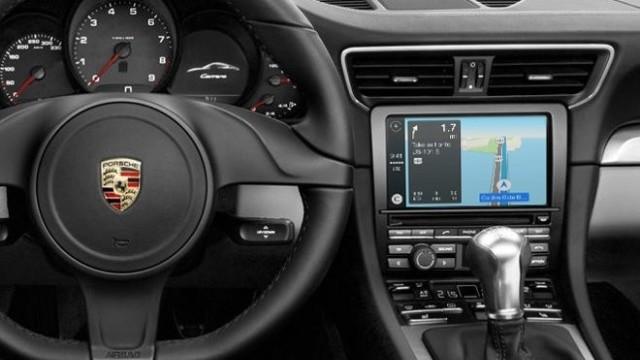 Porsche'un Yeni Modellerinde Apple CarPlay Olacak