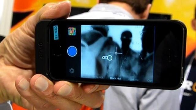 Seek Thermal İle Telefon Kameranıza Termal Görüş Ekleyin