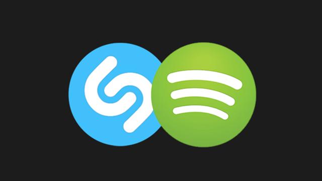 Shazam'dan Çıkmadan Spotify ile Müzik Dinleyebileceksiniz