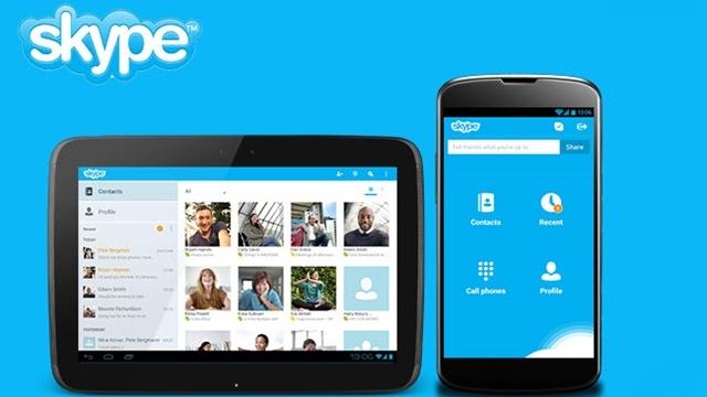 Skype Uygulaması 500 Milyon İndirme Sayısına Ulaştı!