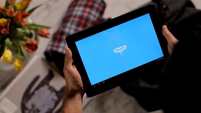 Skype Android Güncellendi! Artık Videoları Kaydetmek Mümkün