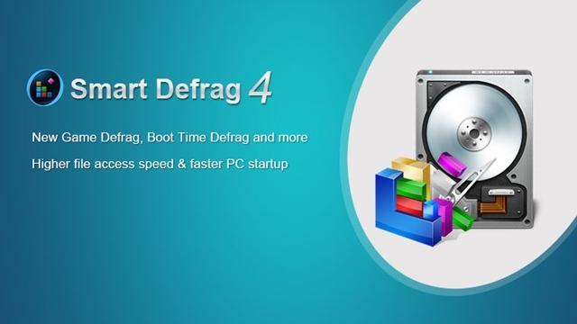 IObit Smart Defrag  4 Yayınlandı