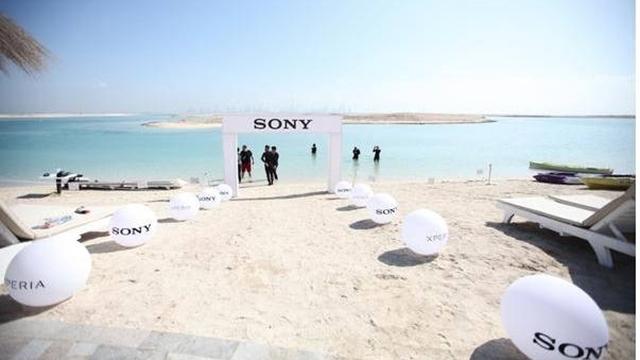 Sony, Dubai'de İlk Su Altı Mağazasını Açtı