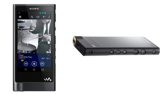 Sony, Yeni Walkman'ini CES 2015'de Tanıttı
