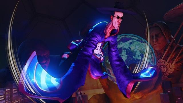 Street Fighter 5'in Yeni Karakteri Açıklandı: F.A.N.G