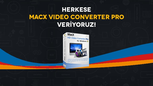 Tamindir'den Herkese Ücretsiz ''MacX Video Converter Pro'' Lisansı
