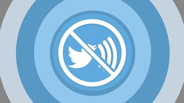 Twitter'a ''Sessize Al'' Özelliği Geliyor
