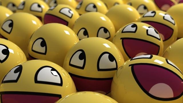 Twitter'da En Çok Kullanılan 100 Smiley
