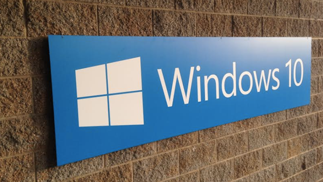 Windows 10, Masaüstünde Yüzde 5'i Aştı