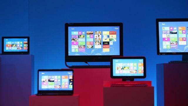 Windows 8.1 Ön Satışları Başladı