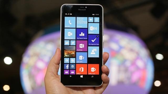 Windows Phone'un Amiral Gemisi Windows 10'un Çıkışından Sonra Gelecek