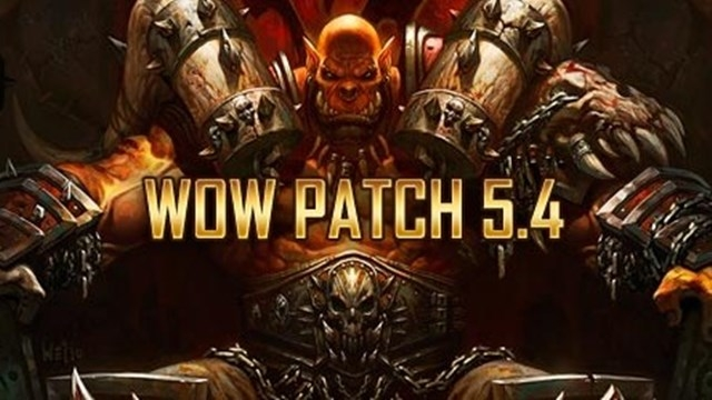 World Of Warcraft Yeni Yaması 5.4 Siege Of Orgrimmar Geliyor