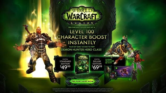 World of Warcraft Legion Çıkış Tarihi Sızdırıldı
