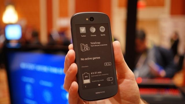 YotaPhone 2 Ön Siparişe Açıldı