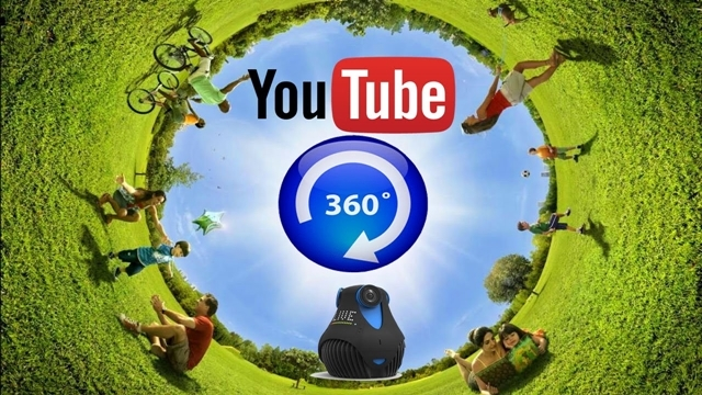 YouTube'da 360 Derecelik Video İzlemek Artık Daha Kolay