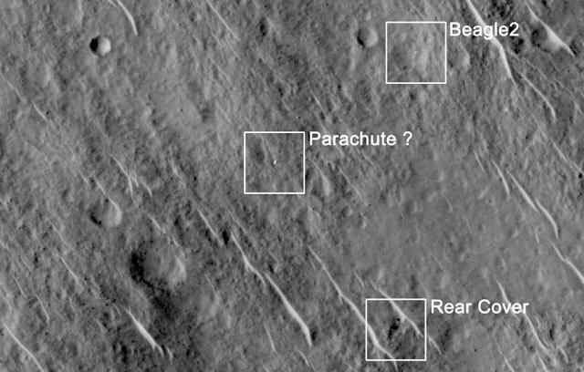 11 Yıldır Kayıp Olan Mars Uzay Aracı Bulundu