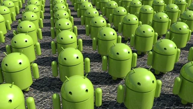 2014 Yılında, 1 Milyar Android'li Cihaz Satıldı