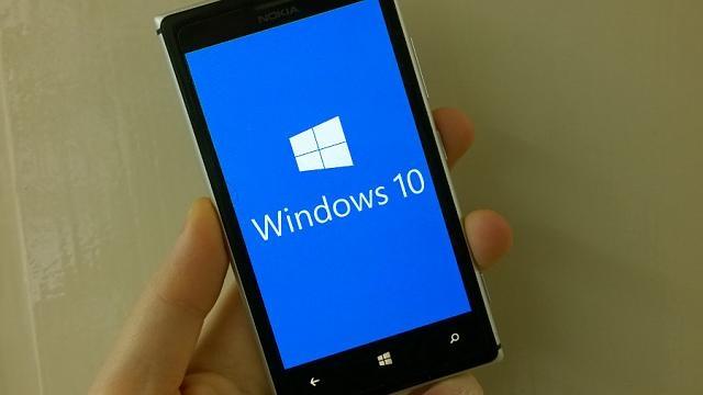 Windows 10 For Phones'un İlk Teknik Önizleme Sürümü Yayınlandı