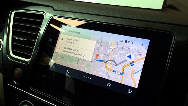Otomobiller İçin Android Sürümü Geliyor