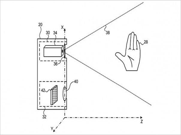 Apple, Beden ve El Hareketlerini 3 Boyutlu Algılayabilen Yeni Bir Patent Aldı