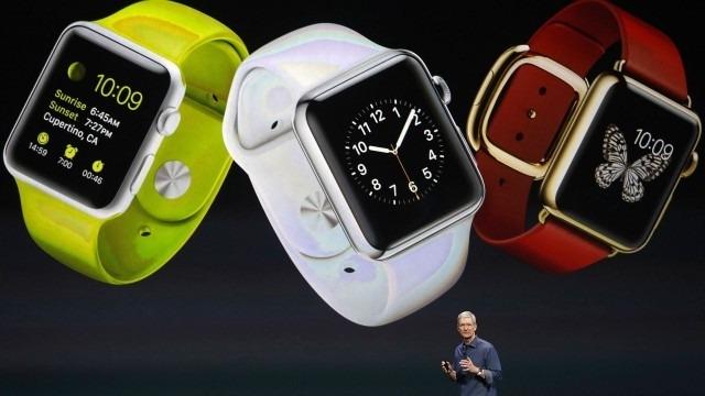 Apple CEO'su, Apple Akıllı Saatinin Çıkış Tarihini Açıkladı