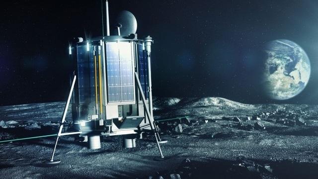 Ayın Gizemli Karanlık Yüzeyine Uzay Aracı Gönderiliyor!