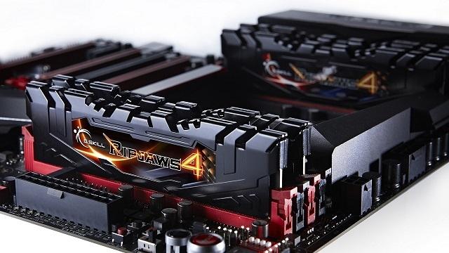 DDR4 Belleklerle OverClock Rekoru Kırıldı!