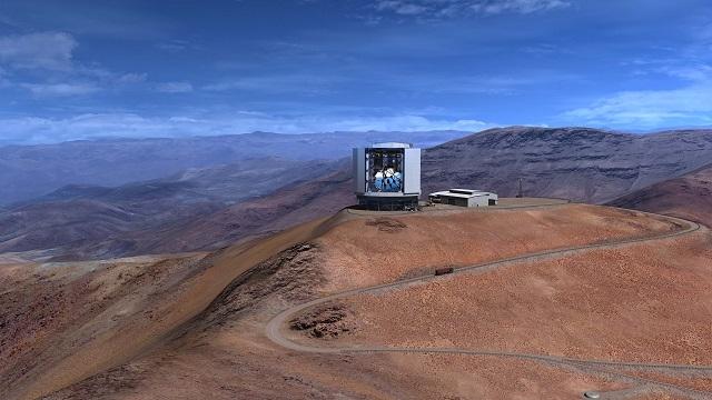 Dünyanın En Büyük Teleskobu Yapılıyor