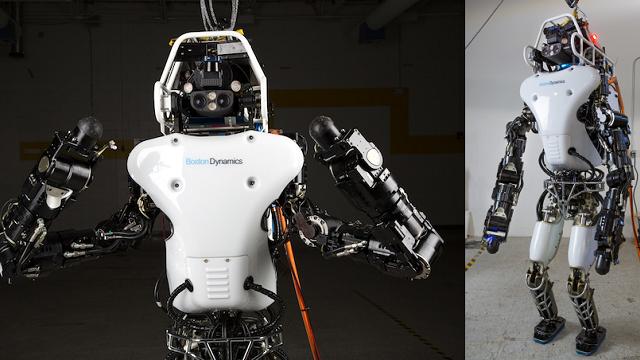 Dünyanın En Gelişmiş İnsansı Robotu Atlas Güncellendi
