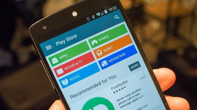 Google Play'e Sponsorlu Uygulamalar Geliyor