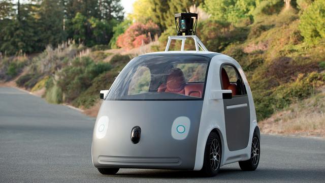 Google'ın Sürücüsüz Otomobilleri Bu Yaz Yollarda Olacak
