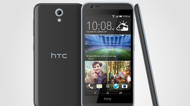 HTC Desire 620 Tanıtıldı