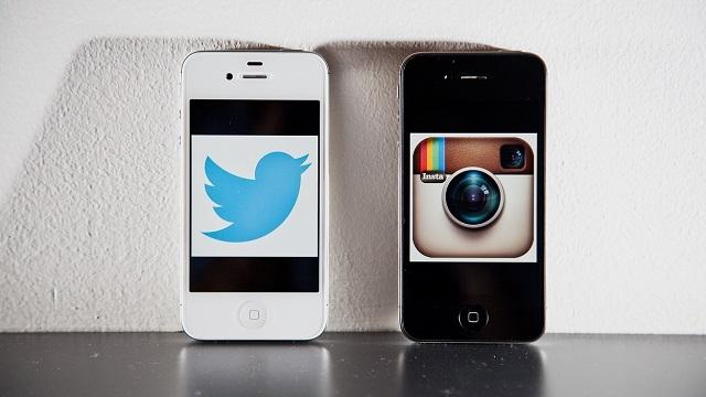 Instagram, Kullanıcı Sayısı Olarak Twitter'ın Gerisinde Kaldı