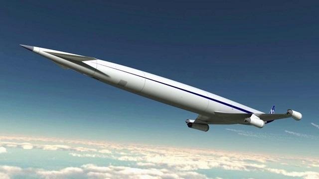 Bu Uçak 8 Saatte Dünyanın Etrafını Dolaşabilecek!