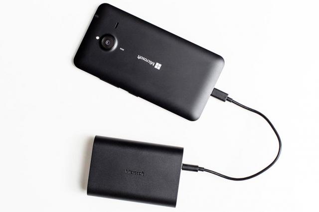 Microsoft'tan Taşınabilir Batarya Geliyor