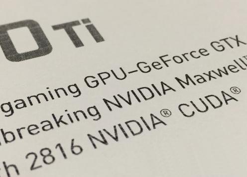 Nvidia'nın En Yeni Ekran Kartı Geforce GTX 980 Ti'ın Özellikleri Açığa Çıktı