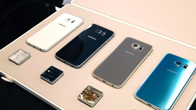 Samsung Galaxy S6 ve S6 Edge'in Küresel Satış Rakamları Ortaya Çıktı