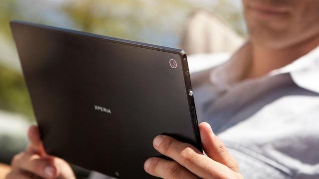 Sony Xperia Z4 Tablet'in Çıkışı Ertelendi