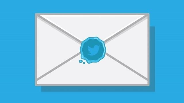 Twitter Direkt Mesajlaşmanın Sınırlarını Geliştiriyor