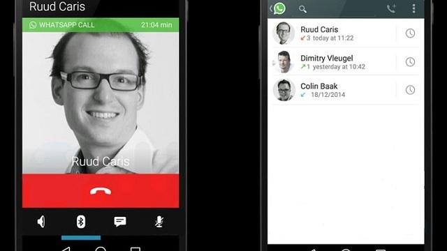 WhatsApp'ın Sesli Görüşme Özelliği Ortaya Çıktı!