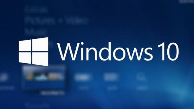 Windows 10 Gecikecek