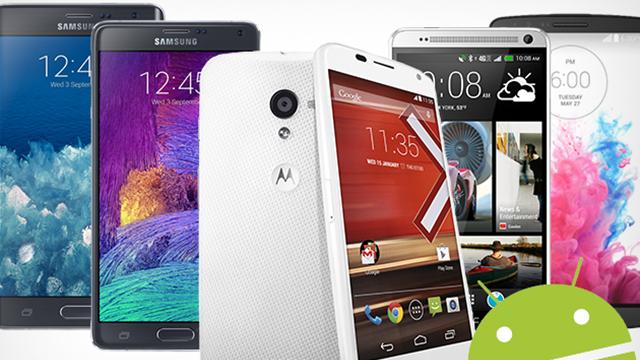 Android Amerika'da da Gittikçe Büyürken Avrupa Pazarını Domine Ediyor