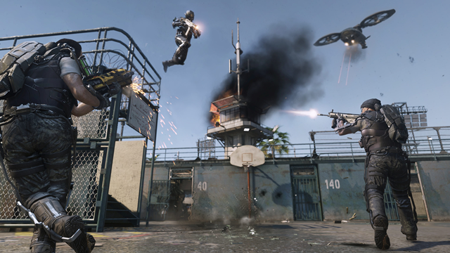 Call of Duty: Advanced Warfare Bu Hafta Sonu İçin Steam'de Ücretsiz