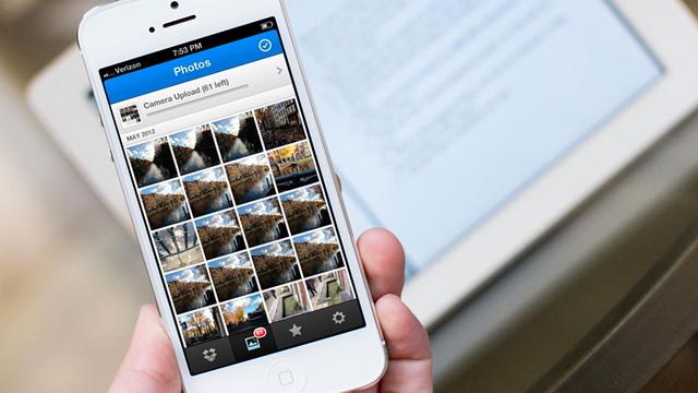 Dropbox'ın iOS Versiyonu iPhone 6 ve 6 Plus İçin Güncellendi