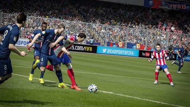 FIFA 15'in Demo Sürümü 5,5 Milyon Oyuncuya Ulaştı