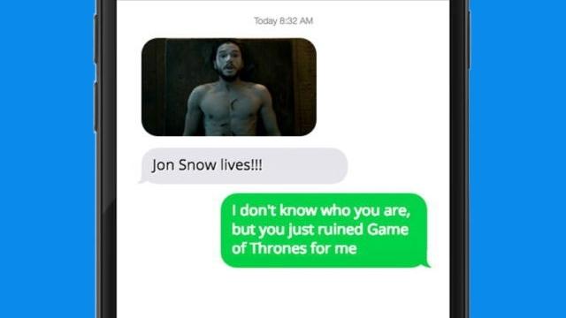 Arkadaşlarınıza Game of Thrones Spoiler'ı Gönderen Şeytani Site