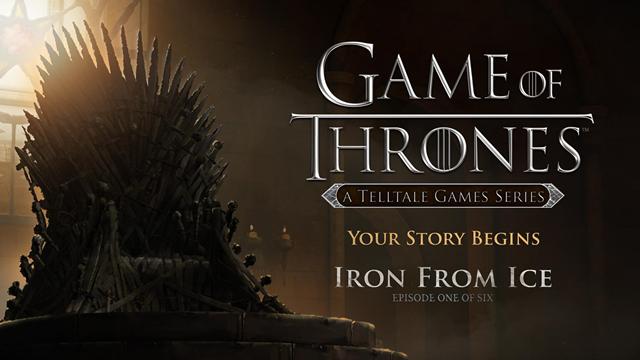 Telltale, Game of Thrones'un Episodik Oyunu Hakkında Konuştu