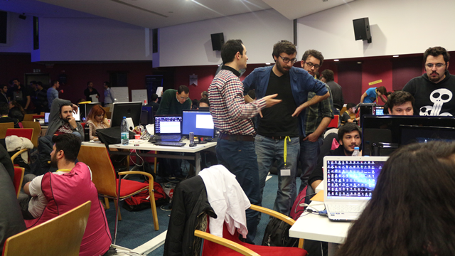 Global Game Jam Ege 2015 Sonlandı