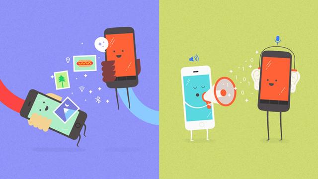 Google, Android ve iOS Arasında Dosya Paylaşımını Kolaylaştıracak